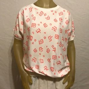 WOW! Vintage 90's Soft and Thin Graphic Tee